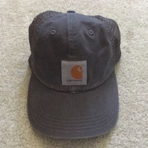 Gray Carhartt Hat